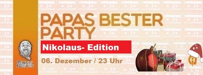 Papas Bester Party Nikolaus Edition